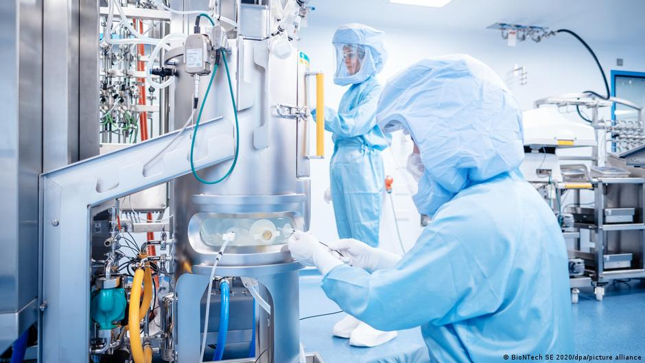 A Pfizer megmenti Európát: a Karikó-vakcinát Németországban is elkezdték gyártani